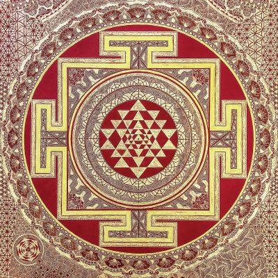 sacred vibrations album artwork